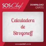 Calculadora de Strogonoff